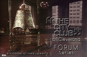 The City Club of Cleveland Forum Series