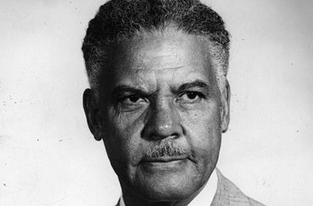 Benjamin O. Davis (1912- 2002)  First African-American general in the United States Air Force.